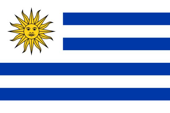 Urugwaj U20 logo