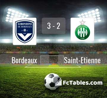 Preview image Bordeaux - Saint-Etienne