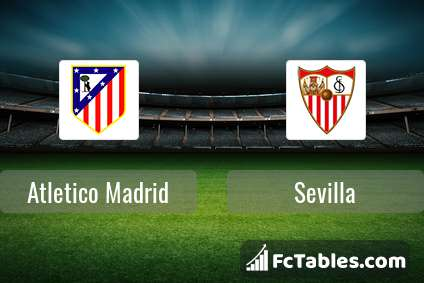 Preview image Atletico Madrid - Sevilla