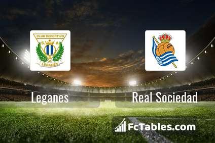Anteprima della foto Leganes - Real Sociedad