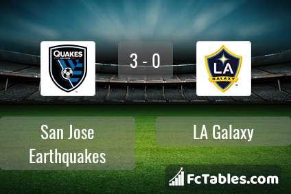 Anteprima della foto San Jose Earthquakes - LA Galaxy