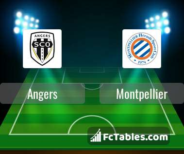 Preview image Angers - Montpellier