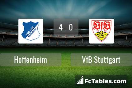 Preview image Hoffenheim - VfB Stuttgart