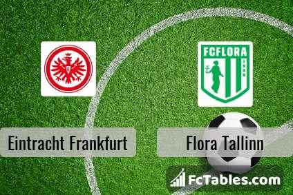Preview image Eintracht Frankfurt - Flora Tallinn