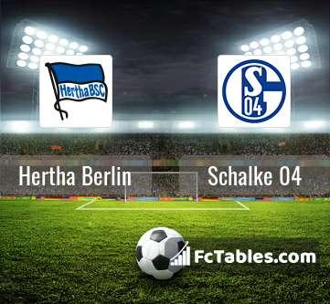 Podgląd zdjęcia Hertha Berlin - Schalke 04