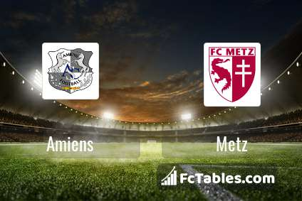 Preview image Amiens - Metz