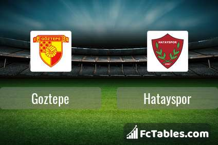 Preview image Goztepe - Hatayspor