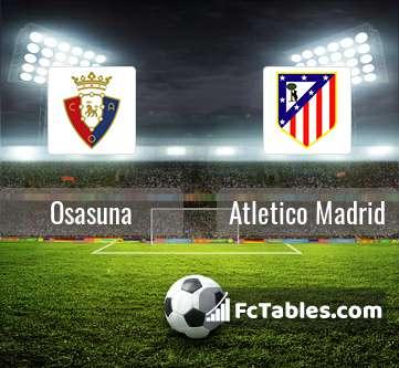 Preview image Osasuna - Atletico Madrid