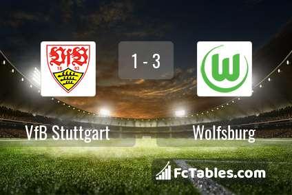 Podgląd zdjęcia VfB Stuttgart - VfL Wolfsburg