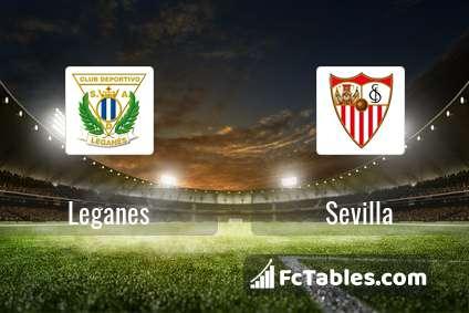 Anteprima della foto Leganes - Sevilla