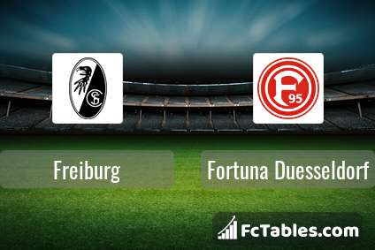 Preview image Freiburg - Fortuna Duesseldorf