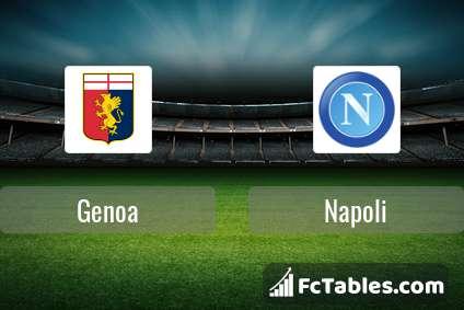 Preview image Genoa - Napoli
