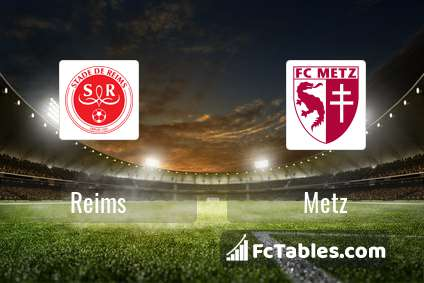 Preview image Reims - Metz