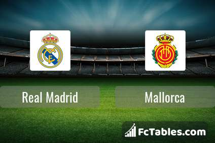 Preview image Real Madrid - Mallorca