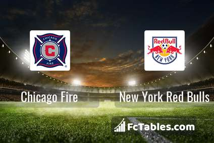 Preview image Chicago Fire - New York Red Bulls
