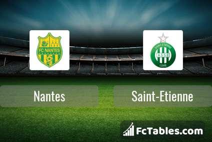 Anteprima della foto Nantes - Saint-Etienne