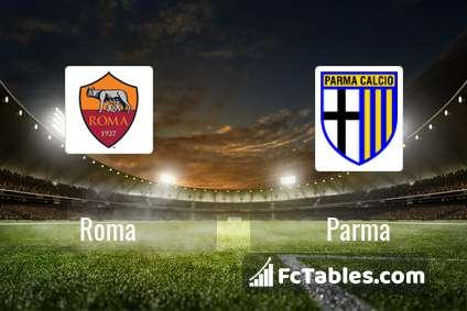 Podgląd zdjęcia AS Roma - SSD Parma