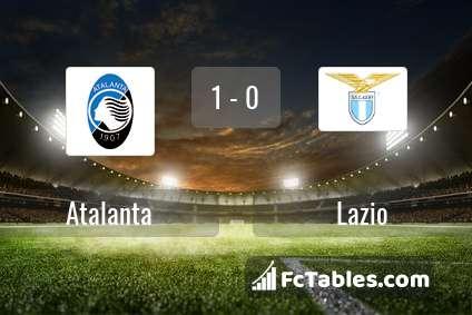 Preview image Atalanta - Lazio