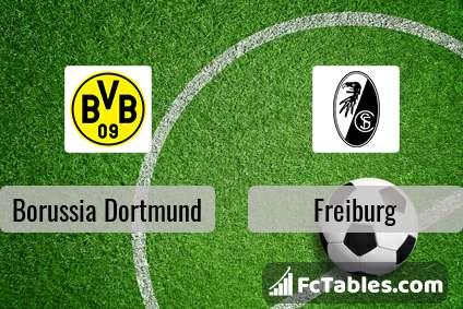 Anteprima della foto Borussia Dortmund - Freiburg