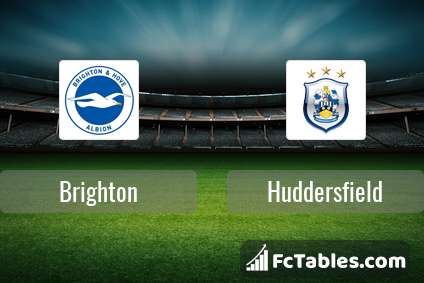 Preview image Brighton - Huddersfield