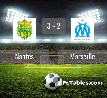 Preview image Nantes - Marseille