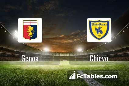 Preview image Genoa - Chievo