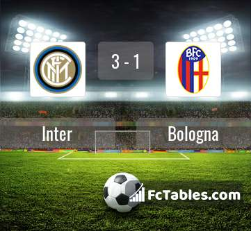 Inter Vs Bologna H2h 5 Dec 2020 Head To Head Stats Prediction