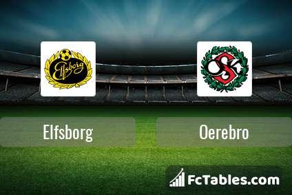 Preview image Elfsborg - Oerebro