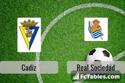 Anteprima della foto Cadiz - Real Sociedad