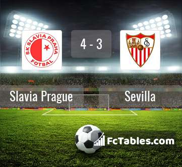 Preview image Slavia Prague - Sevilla