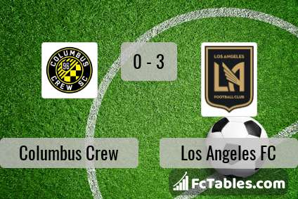 Preview image Columbus Crew - Los Angeles FC