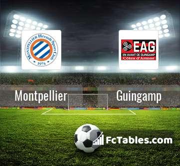 Podgląd zdjęcia Montpellier - Guingamp