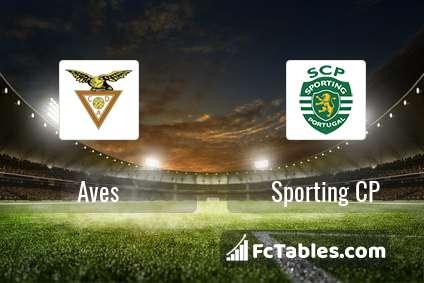 Anteprima della foto Aves - Sporting CP