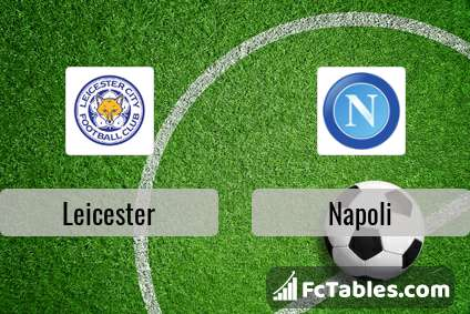 Preview image Leicester - Napoli