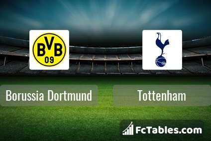 Preview image Borussia Dortmund - Tottenham