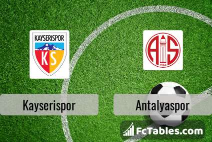 Preview image Kayserispor - Antalyaspor