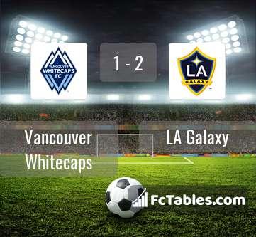 Anteprima della foto Vancouver Whitecaps - LA Galaxy