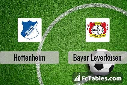 Preview image Hoffenheim - Bayer Leverkusen