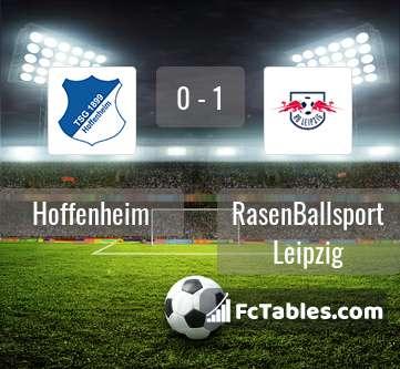 Podgląd zdjęcia Hoffenheim - RasenBallsport Leipzig