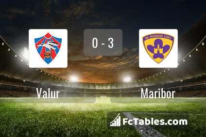Anteprima della foto Valur - Maribor