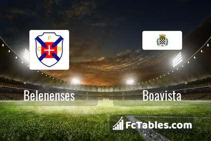 Preview image Belenenses - Boavista