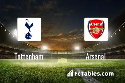 Preview image Tottenham - Arsenal