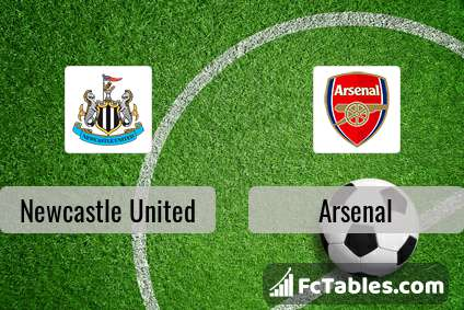 Preview image Newcastle United - Arsenal