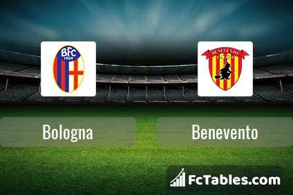 Preview image Bologna - Benevento