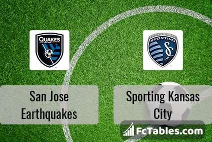 Preview image San Jose Earthquakes - Sporting Kansas City