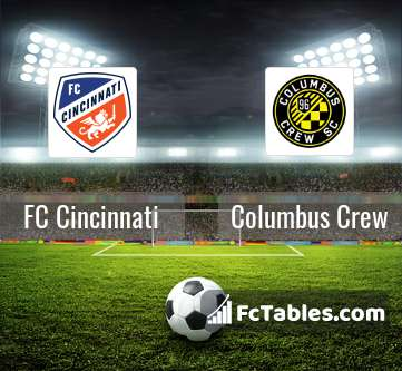 Preview image FC Cincinnati - Columbus Crew