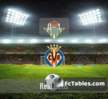 Real betis villarreal livescores result la liga 4 apr 2017 - Villarreal fc league table ...