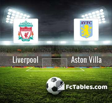 Preview image Liverpool - Aston Villa