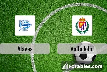 Podgląd zdjęcia Alaves - Valladolid
