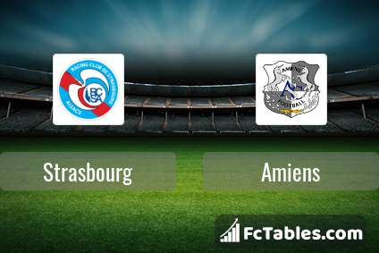 Preview image Strasbourg - Amiens